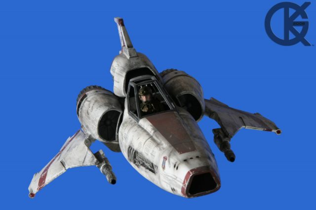 Battlestar Galactica Colonial Viper MK II