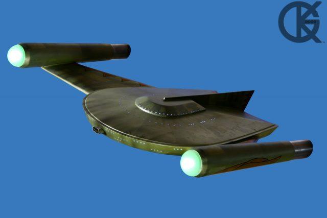1:350 Romulan Bird of Prey