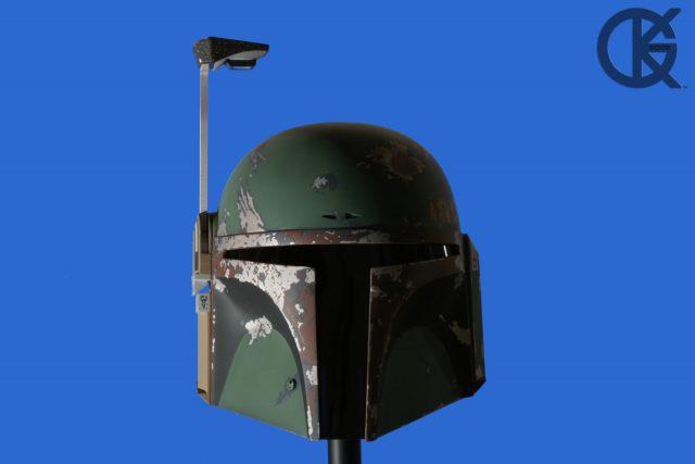 Master Replicas Boba Fett Helmet