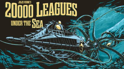 20,000 Leagues Under the Sea Models & Props