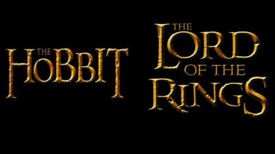 The Hobbit & The Lord of the Rings Blue Screen Photos