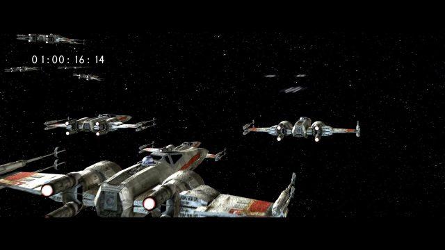 Star Wars: The Force Awakens - Bonus Disc Screen Caps