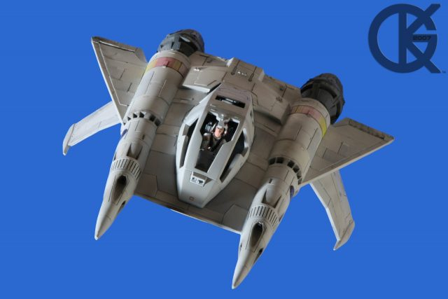Studio Scale Buck Rogers Thunder Fighter #1
