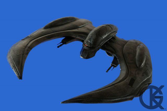 """1/24 Cylon Raider """"SCAR"""""""
