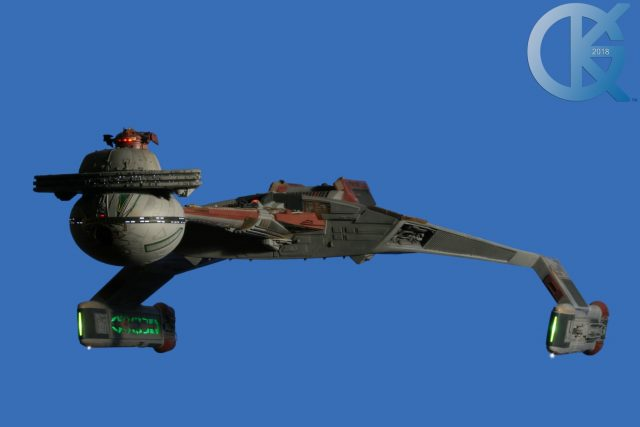 Studio Scale Klingon K'RONOS One Replica