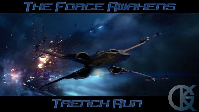 The Force Awakens: Trench Run