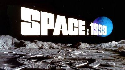 Space 1999 Blue Screen Photos