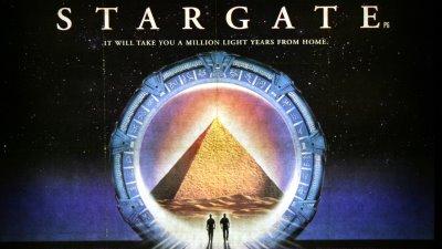 Stargate Blue Screen Photos